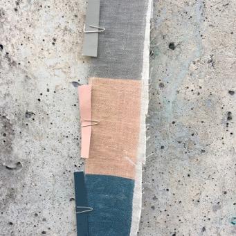 Kims fabric colour mixing