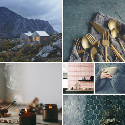 Winter Mood Board for SM